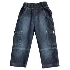 spodnie jeansowe chłopięce - GT-2909