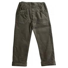 spodnie dziewczęce z welwetu - GT-2350