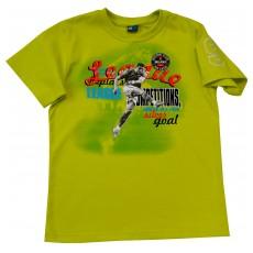 koszulka chłopięca krótki rękaw - GT-2465