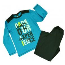 piżama chłopięca długi rękaw - GT-3049