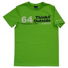 koszulka chłopięca krótki rękaw - GT-3187