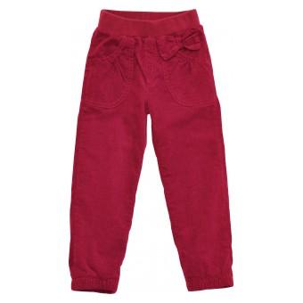ocieplane spodnie dziewczęce