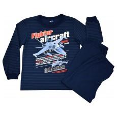 piżama chłopięca długi rękaw - GT-3389