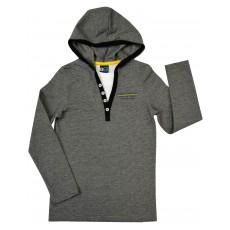 cienka bluza chłopięca z kapturem - GT-3473