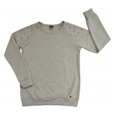 bluza z ozdobnymi ramionkami - A-5102