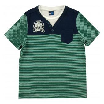 koszulka chłopięca krótki rękaw
