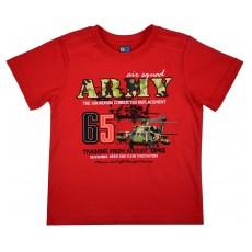 koszulka chłopięca krótki rękaw - GT-3272