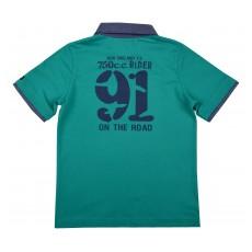 koszulka polo krótki rękaw - GT-3663