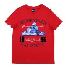 koszulka chłopięca krótki rękaw - GT-3643