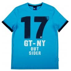 koszulka chłopięca krótki rękaw - GT-3707