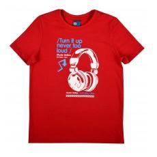 koszulka chłopięca krótki rękaw - GT-3702