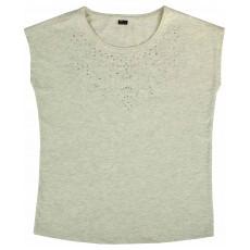 bluzka krótki rękaw - A-5318