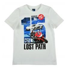 koszulka chłopięca krótki rękaw - GT-3790