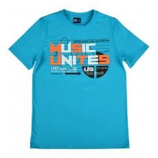koszulka chłopięca krótki rękaw - GT-3708