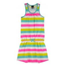 neonowa sukienka sportowa - A-5406