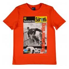 koszulka chłopięca krótki rękaw - GT-3763