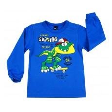 bluza chłopięca z krokodylem - GT-3571
