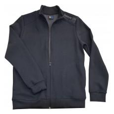 ciepła bluza chłopięca długi zamek - GT-3329