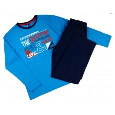 piżama chłopięca długi rękaw - GT-3541