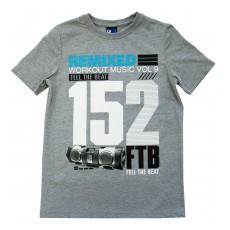koszulka chłopięca krótki rękaw - GT-3805
