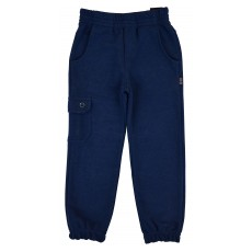 ciepłe spodnie dresowe chłopięce - GT-3930