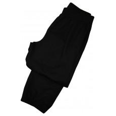 ciepłe spodnie dresowe męskie - GT-3949