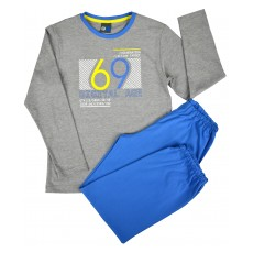 piżama chłopięca długi rękaw - GT-3943