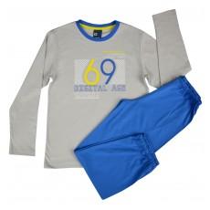 piżama chłopięca długi rękaw - GT-3944