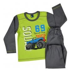 piżama chłopięca długi rękaw - GT-4004