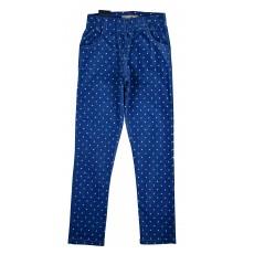spodnie dziewczęce z welwetu - GT-4007