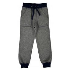 ciepłe spodnie dresowe chłopięce - GT-4059