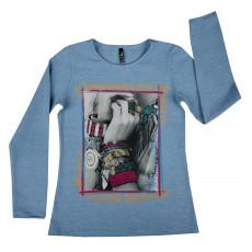bluzka długi rękaw - A-5452