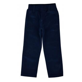 ocieplane spodnie sztruksowe dla chłopca