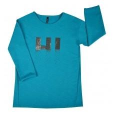 bluza rękaw 3/4 - A-5693