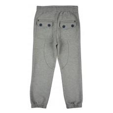 ciepłe spodnie dresowe chłopięce - GT-4169