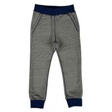 spodnie dresowe z obniżonym krokiem - GT-4232