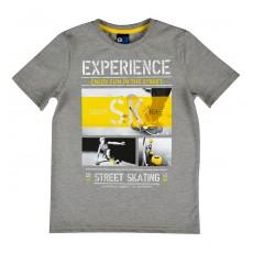 koszulka chłopięca krótki rękaw - GT-4256
