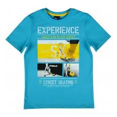 koszulka chłopięca krótki rękaw - GT-4257
