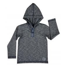 cienka bluza chłopięca z kapturem - GT-4262
