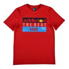 koszulka chłopięca krótki rękaw - GT-4208