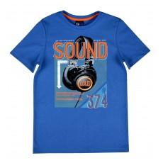 koszulka chłopięca krótki rękaw - GT-4237