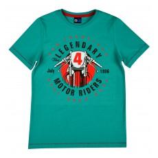 koszulka chłopięca krótki rękaw - GT-4284