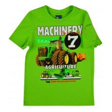 koszulka chłopięca krótki rękaw - GT-3723