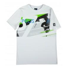 koszulka chłopięca krótki rękaw - GT-4293