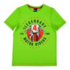 koszulka chłopięca krótki rękaw - GT-4283