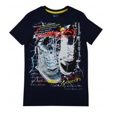koszulka chłopięca krótki rękaw - GT-3656