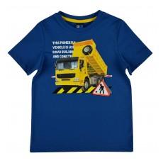 koszulka chłopięca krótki rękaw - GT-4320