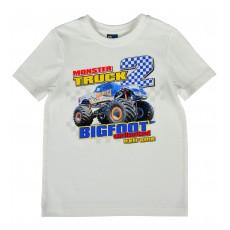 koszulka chłopięca krótki rękaw - GT-3792