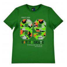 koszulka chłopięca krótki rękaw - GT-4304