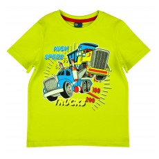 koszulka chłopięca krótki rękaw - GT-4354